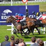 Musselburgh Races Finishing Post