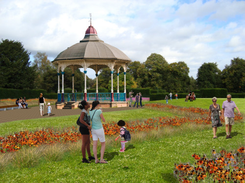 Saughton_Proposed Bandstand_2015
