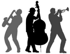 clip art jazz band
