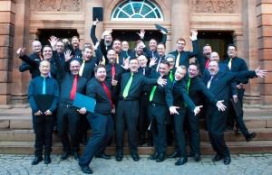 edinburgh gay men's chorus
