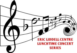 eric liddell lunchtime concert series poster