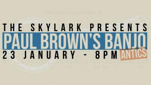 paul brown at skylark