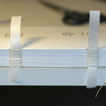 Bookbinding_tied_block