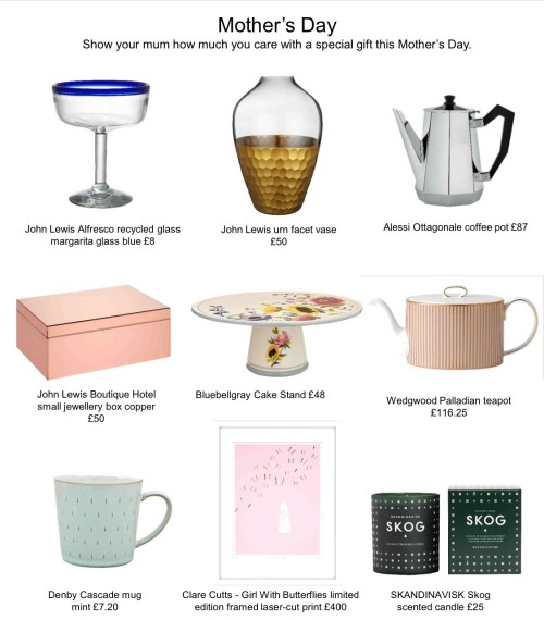 John Lewis Mother's Day 2016 (2)