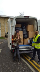 edinburgh cares shoe delivery