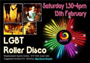 lgbt roller disco
