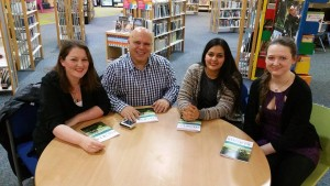 muirhouse library writers