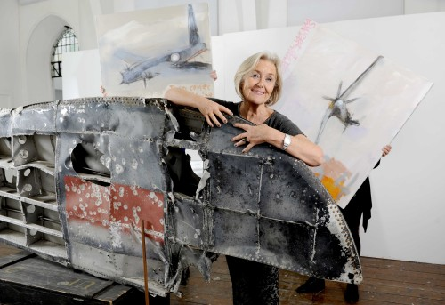 FREE PIC Airmen Tribute Heritage Art Exhibition Leith 02