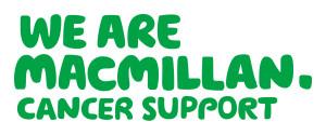 macmillan cancer support banner