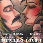 singles night at victoria April 2016