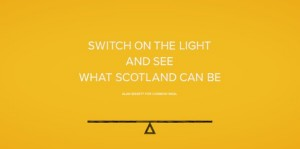 switch on the light - common weal