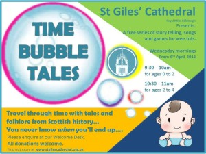 time bubble tales