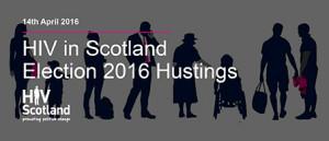 HIV-Scotland-election-event