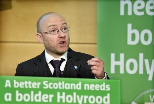 FREE PIC Scottish Green Party Manifesto Launch 06
