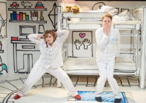 oxford playhouse bed time