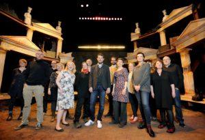 FREE PIC David Greig at Lyceum Theatre Edinburgh 06