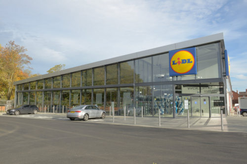 LIDL Store Image