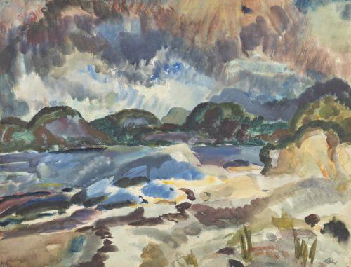 William Gillies: Highland Landscape