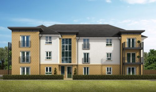 David Wilson Homes' Fairmilehead Development