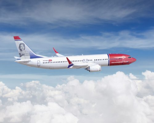 Norwegian launches $65 flights from United Kingdom to US