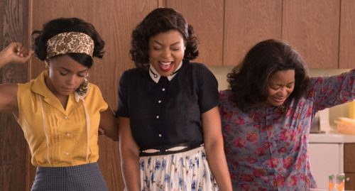 'Hidden Figures' stars honor NASA physicist Katherine Johnson on Oscars stage