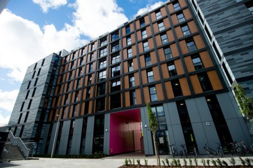 Grenfell cladding found in Edinburgh student accommodation