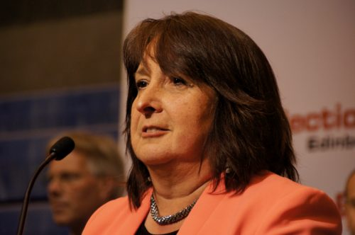 Christine Jardine MP elected for the first time at the General Election 2017