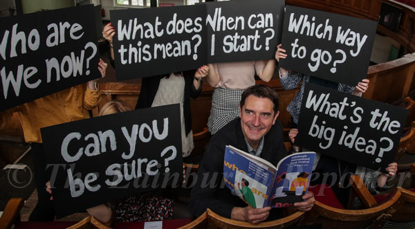Nick Barley Director of Edinburgh International Book Festival