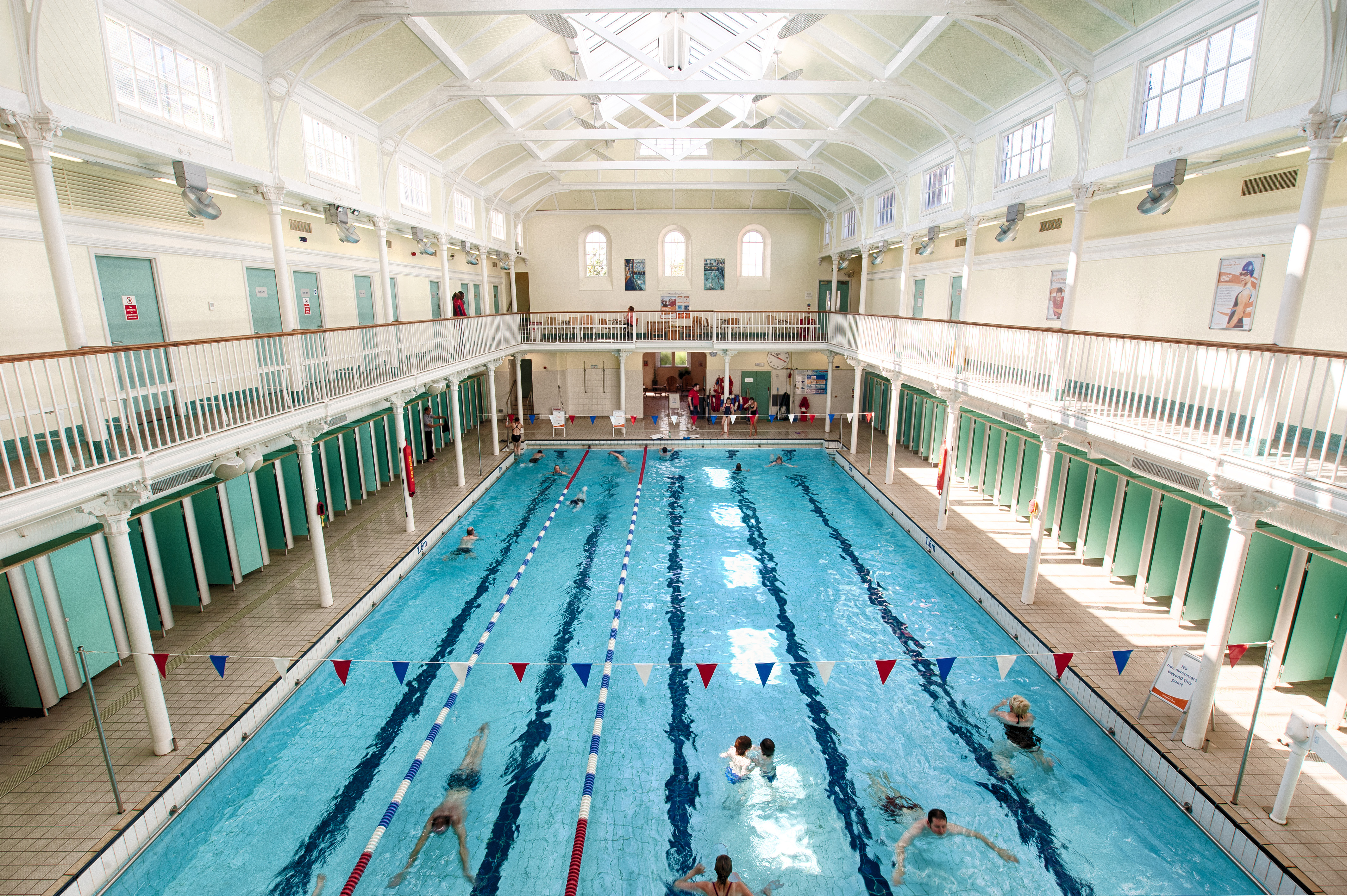 Edinburgh Leisure To Do Up Glenogle Baths The Edinburgh