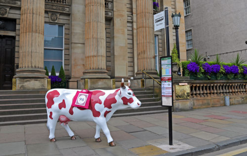 Lothian Buses have special services to get you to the Royal Highland Show in 2017