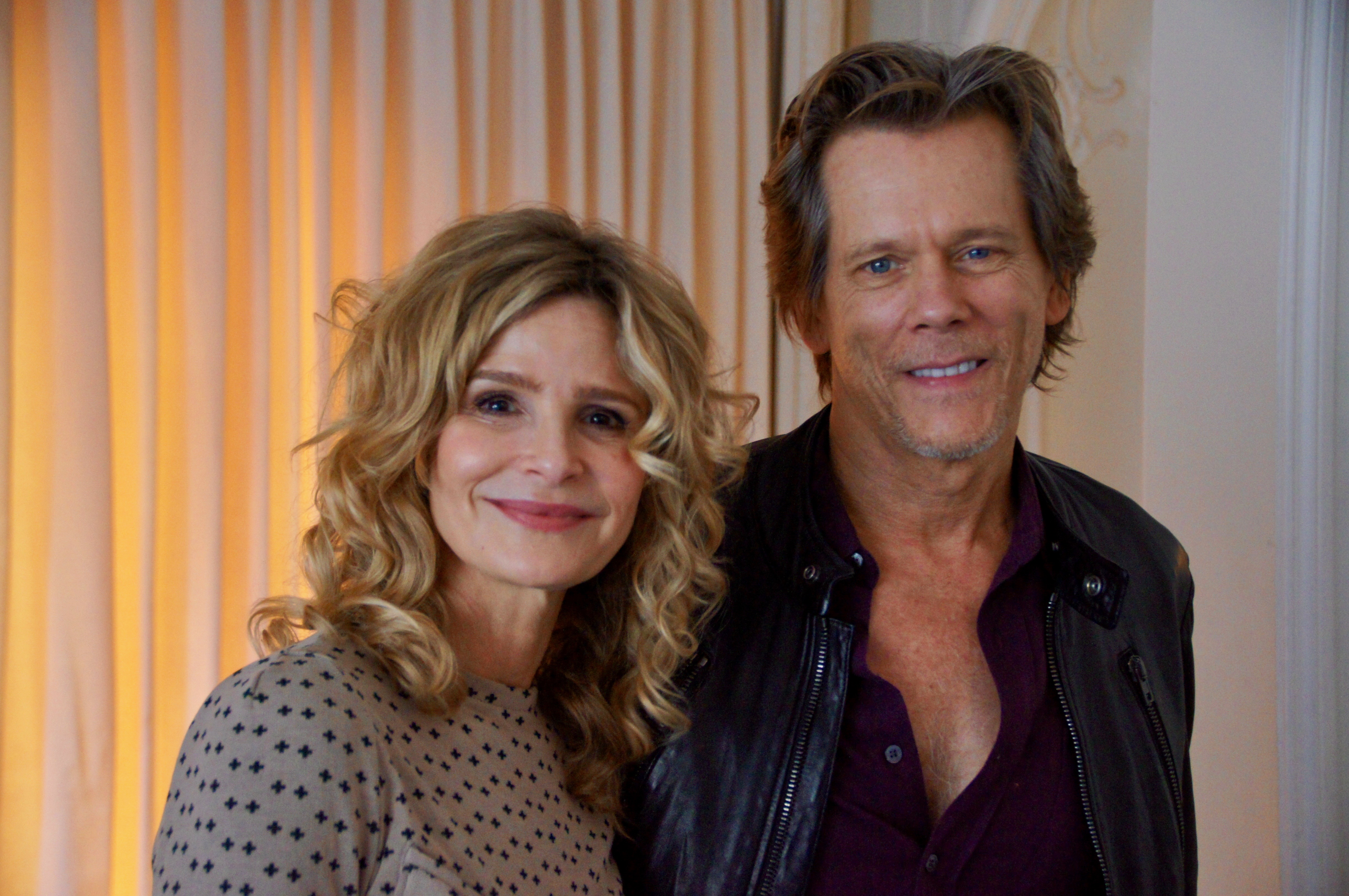 how did kyra sedgwick meet kevin bacon
