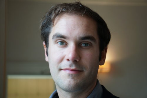 Headshot Adam McVey