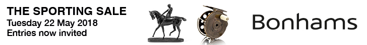 Bonhams Feb-May 2018 728 Sporting Sale