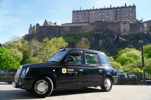 Get The Mytaxi App And City Cabs Will Pick You Up In Edinburgh The Edinburgh Reporter