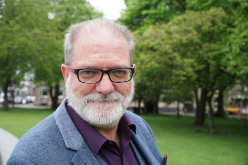 Ewan Aitken CEO Cyrenians