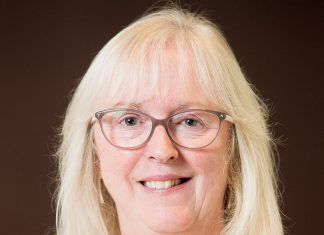 Headshot of Susan Napier Chair of Bield