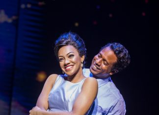 A scene from Motown The Musical, UK Tour