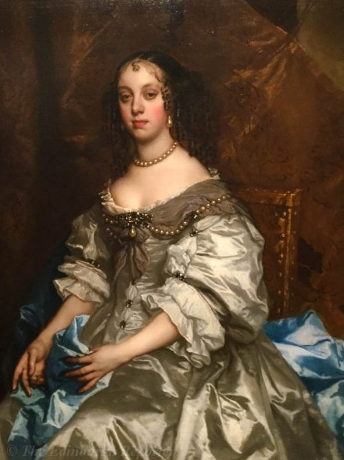 Sir Peter Lely: Catherine of Braganza