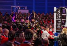 Royal Regiment of Scotland Boxing Night