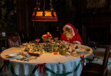 Lauriston Castle Christmas Launch