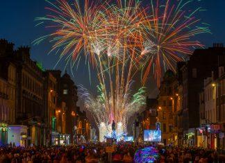 Edxmas Fireworks