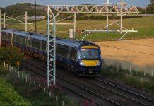 Scotrail - Forth Bridge