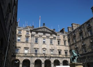 Edinburgh City Chambers