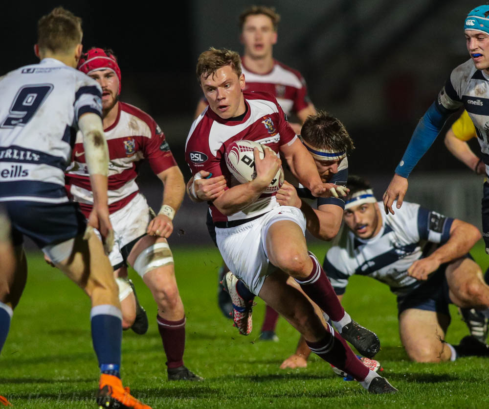 Rugby Players at Watsons v Heriots November 2018