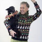Save the Children's Christmas Jumper Day/Alan Cumming.