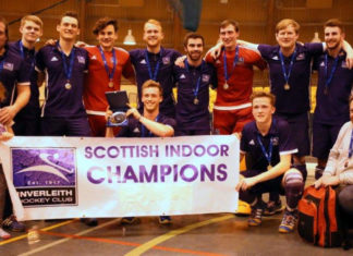 Inverleith's focus in their indoor programme is to kick-on from last season when they emerged as champions.