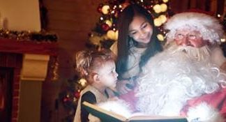 The New Lanark Xmas Experience may be out of town but it takes place every weekend until Christmas.