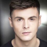 Jaymi Hensley, star of Joseph and the Amazing Technicolour Dreamcoat at the Edinburgh Playhouse in March 2019