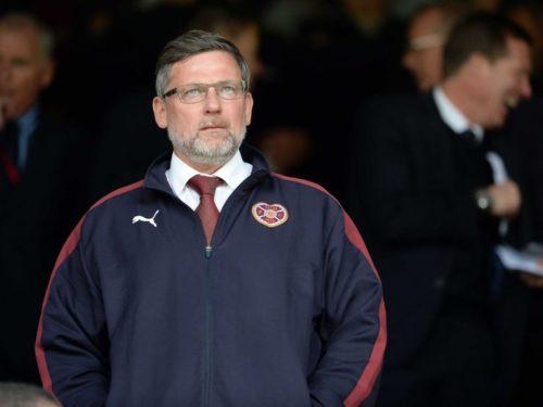 Former Hearts manager Craig Levein
