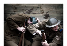 War Of Two Halves - a drams about Hearts in the Great War - returns to Tynecastle for the Edinburgh Fringe 2019